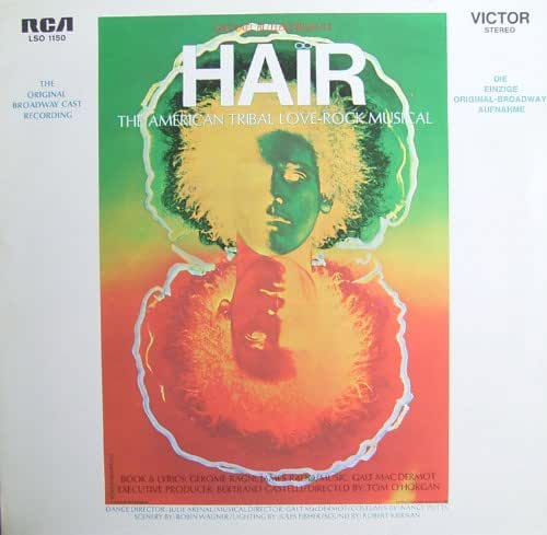 Hair [Vinyl]