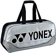 YONEX 92031W (Silver) Pro Tournament Badminton Tennis Racket Bag