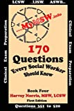 170 Questions Every Social Worker Should Know, Harvey Norris, 149442763X