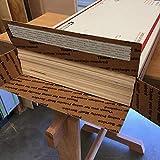 "1/8"" (3mm) Baltic Birch Plywood 12"" x 20"" sheets"