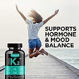 Vitamin K2 - MK7 - K2 100mcg - K2 Natto