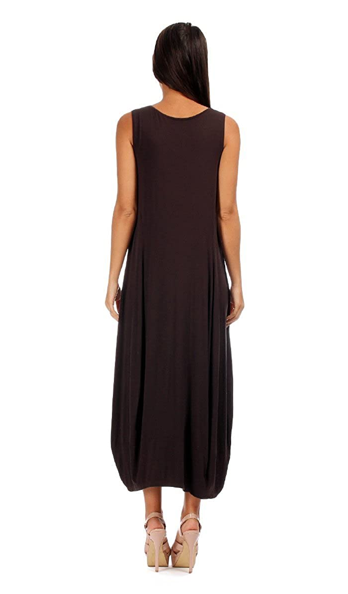 91f8f0485141 Privatsachen - Dress FROTTELIN - Woman - T2 - Black  Amazon.co.uk  Clothing