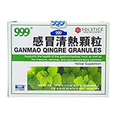 Supports the health of the gastrointestinal track as well as the immune, nervous, and upper respiratory systems. Description Brown granules with a sweet, slightly bitter taste. How to Use Mix contents of 1 packet with warm water. Take 1 packe...