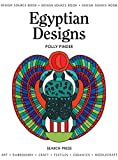 img - for Egyptian Designs (Design Source Books) (Bk. 09) book / textbook / text book