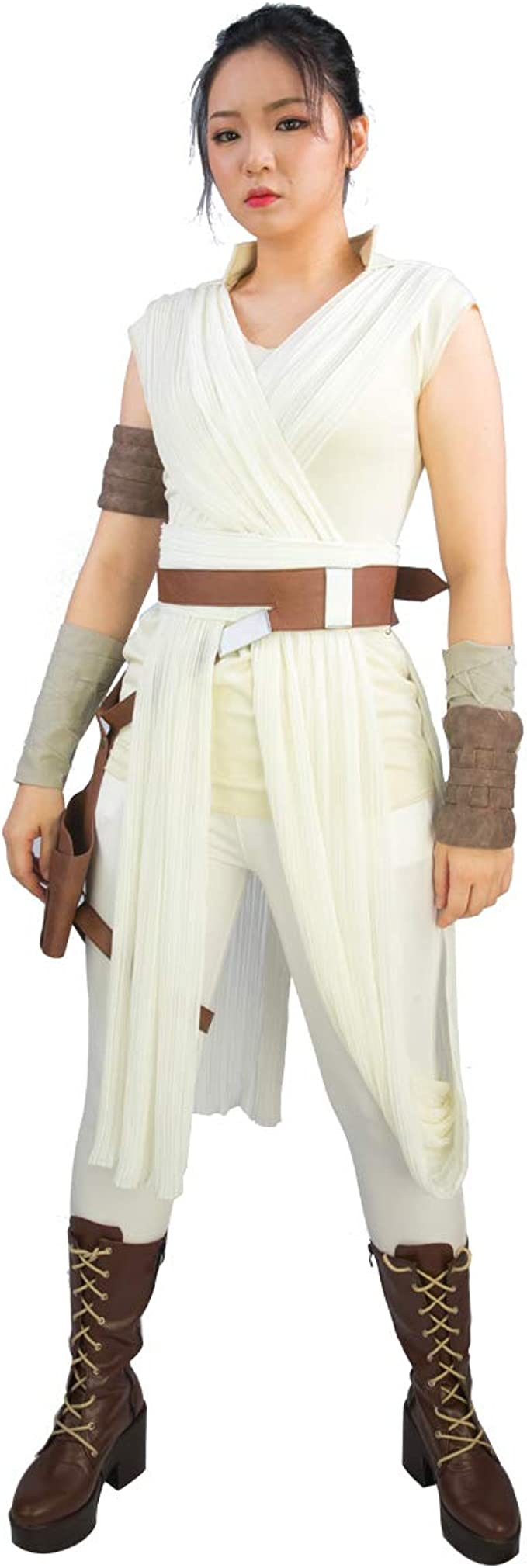Disfraz de Rey para mujer, SW IX Rise of Skywalker, con pantalones ...