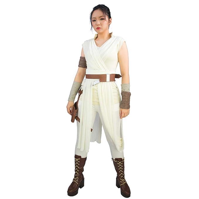 Disfraz de Rey para Mujer SW IX de Skywalker, Cosplay, con ...