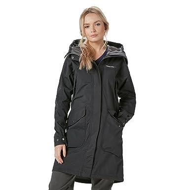 ea836bcd8da Didriksons Thelma Womens Waterproof Windproof Coat / Jacket: Amazon ...