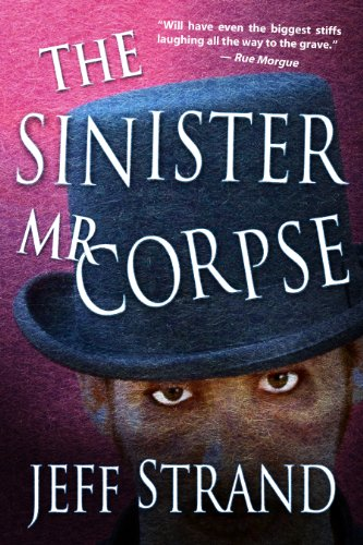 The Sinister Mr. Corpse - A Zombie -