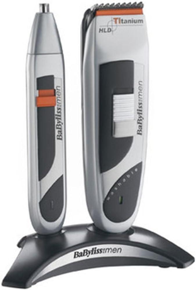 BaByliss E860 XE - Afeitadora: Amazon.es: Salud y cuidado personal