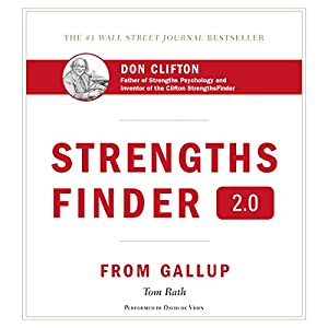 StrengthsFinder 2.0 Audiobook