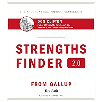 Amazon com: StrengthsFinder 2 0 (Audible Audio Edition): Tom