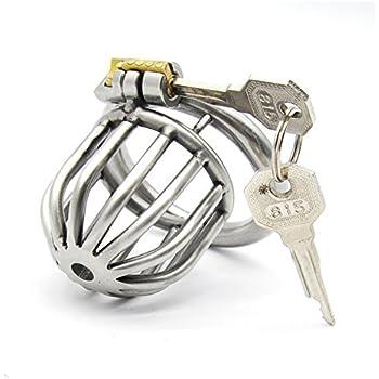 chastity lock male plug Extreme piss