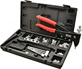 Import - 63 Piece Aluminum Manual Rivet Nut Tool Kit 270082