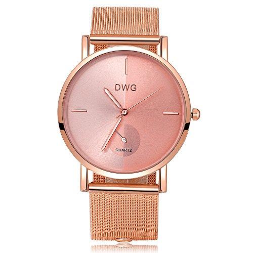 Rose Gold Watch - 6