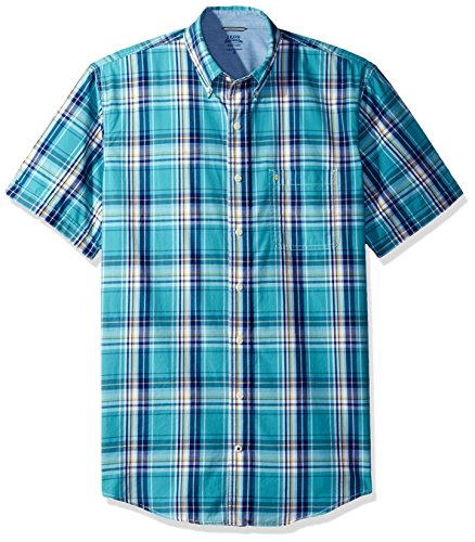izod-mens-big-and-tall-short-sleeve-saltwater-plaid-shirt-porcelain-3x-large-tall