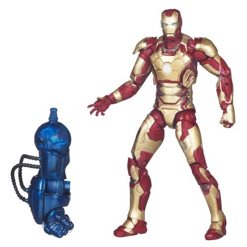 Iron Man Marvel Legends 6 inches Action Figure / Iron Man Mark 42 (movie version of