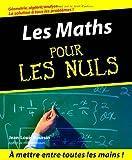 """Afficher """"Les maths"""""""