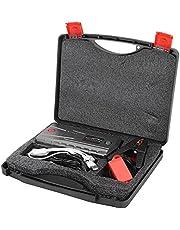 Qiilu Duokon Car Jump Starter Power Bank Cargador de Refuerzo portátil 12V 4USB 21000mAh 110V-240V(US Specification)