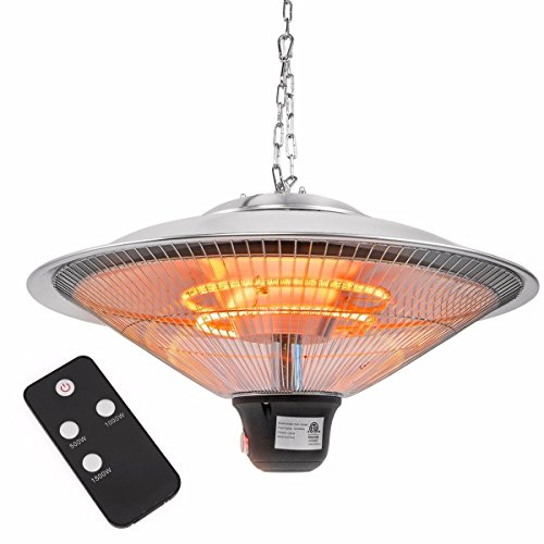 Heater Hanging Stainless Steel Electric (9TRADING 20