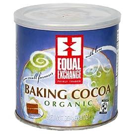 Baking cocoa organic 8 ounces (case of 6) 1 8 ounces serving size: kosher
