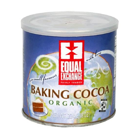 Baking Cocoa Organic 8 Ounces (Case of 6) 1 8 Ounces Serving Size: Kosher