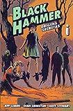 capa de Black Hammer. Origens Secretas - Volume 1