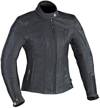 Taille 3XL Noir Ixon Blouson Moto Crystal Slick