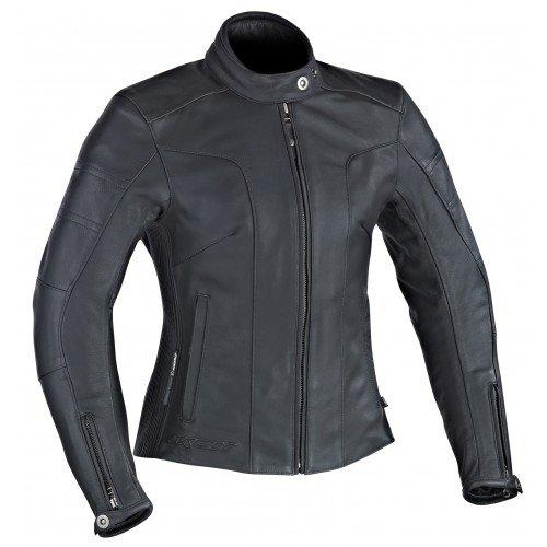 /Chaqueta para moto/ /Ixon Crystal Slick negro Ixon/