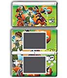 Ben Ten 10 Ultimate Alien Omnitrix Cartoon Ultimatrix Video Game Vinyl Decal Skin Sticker Cover for Nintendo DS Lite System