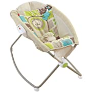 Fisher-Price Rock 'n Play Sleeper, Rainforest Friends