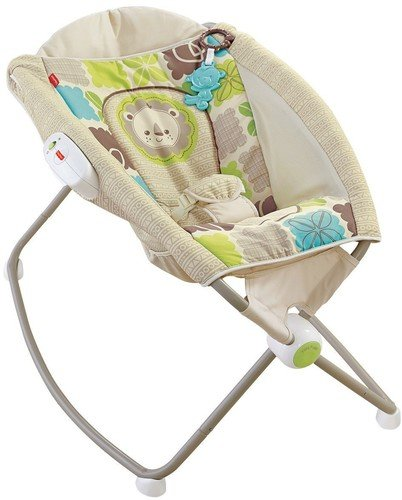 Buy Fisher Price Newborn Rock N Play Sleeper Rainforest Friends