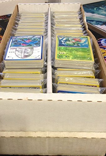 Pokemon Bulk Played 1000 Lot Commons Holos Rares Uncommons by Nintendo