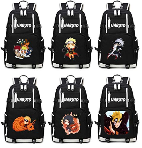 Bag Design School Naruto Backpack Manga Bag 23 Cartoon 8 Design YfqptqS