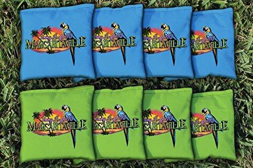 Victory Tailgate 8 Margaritaville Regulation Corn Filled Cornhole Bags
