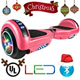XtremepowerUS Hoverboard Self Balancing Scooter w/Bluetooth Speaker