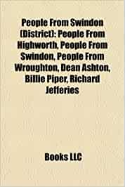People from Swindon district : People from Highworth, People ...