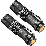 Hausbell 7W Ultra Bright Mini LED Flashlight