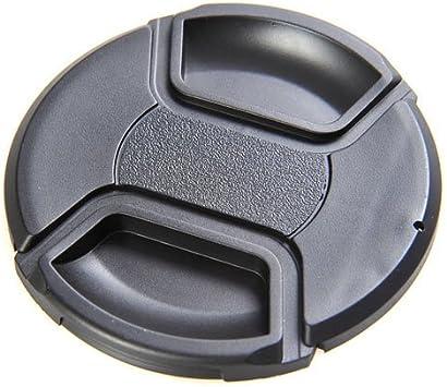67mm + Lens Cap Holder Nwv Direct Microfiber Cleaning Cloth. Digital Nc Sony Alpha DSLR-A200 Lens Cap Center Pinch