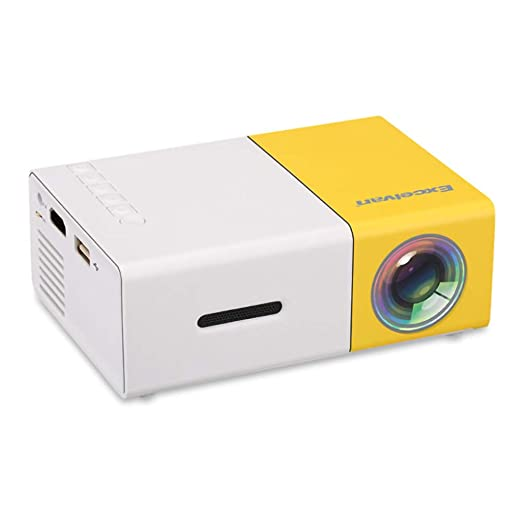 Micro Proyector portátil Inicio El proyector LED1080 HD Puede Leer ...
