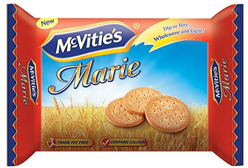Mcvities Marie Biscuits ,250gm,(Pack of 8)