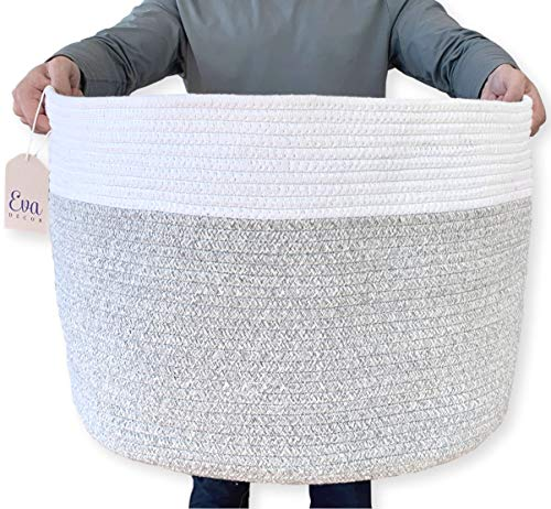 XXXLarge Cotton Rope Basket Decorative product image