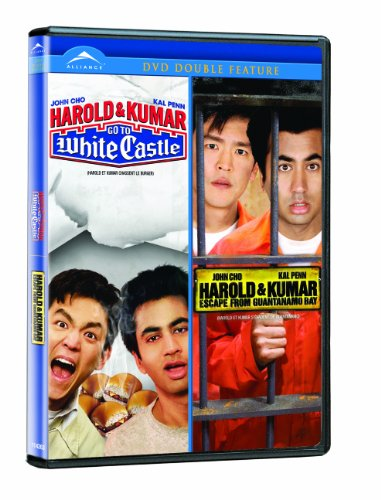 Harold & Kumar Go To White Castle / Harold & Kumar Escape From Guantanamo Bay (Harold & Kumar Go To Guantanamo Bay)