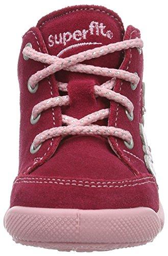 Superfit Avrile - Botas de senderismo Bebé-Niños Pink (pink Kombi)