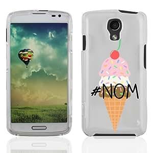 For LG Lucid 3 VS876 Ice Cream Case Cover