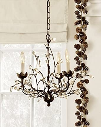 Pottery barn camilla 6 arm chandelier amazon pottery barn camilla 6 arm chandelier aloadofball Image collections