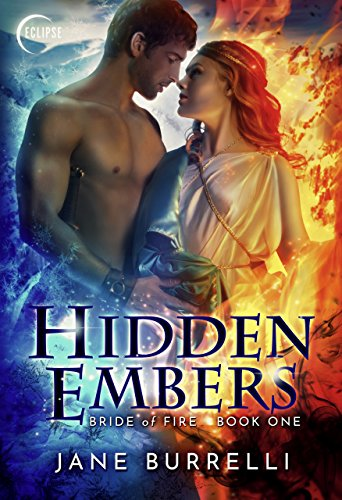 Hidden Embers (Bride of Fire Book 1)