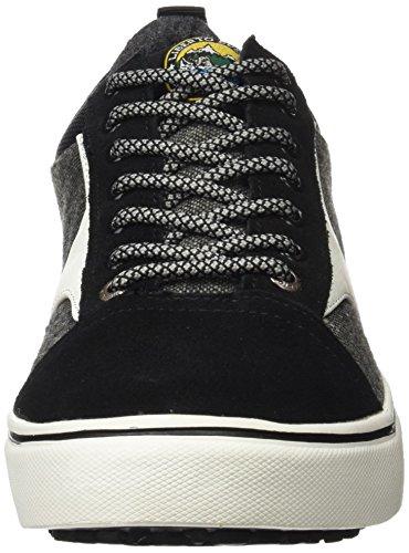 LIBERTO Homme Basses Noir Negro Lib57cl Sneakers qwfzag
