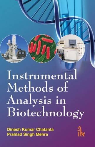 Instrumental Methods of Analysis in Biotechnology