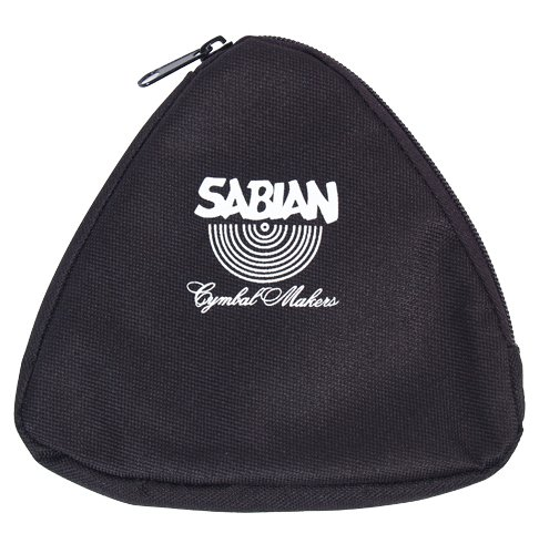 Sabian Triangle Bag, 4-inch Black -