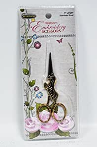 Sullivans Unicorn Embroidery Scissors